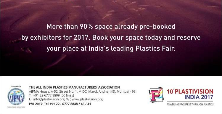 Best wishes from team Plastivision India 2017