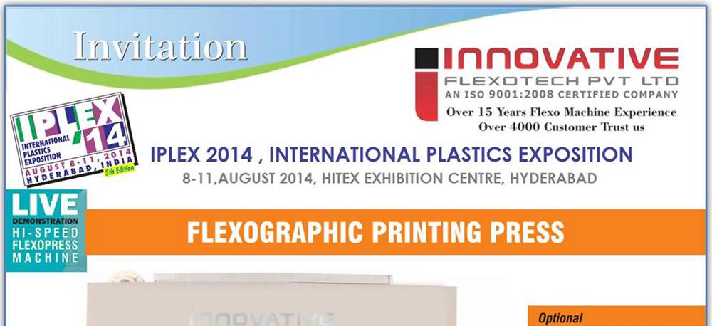 High Quality Flexo Printing Press