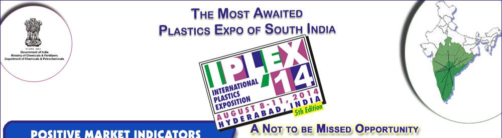 Plastics Expo Of South India Iplex