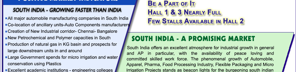 South India Plastics Exhibition