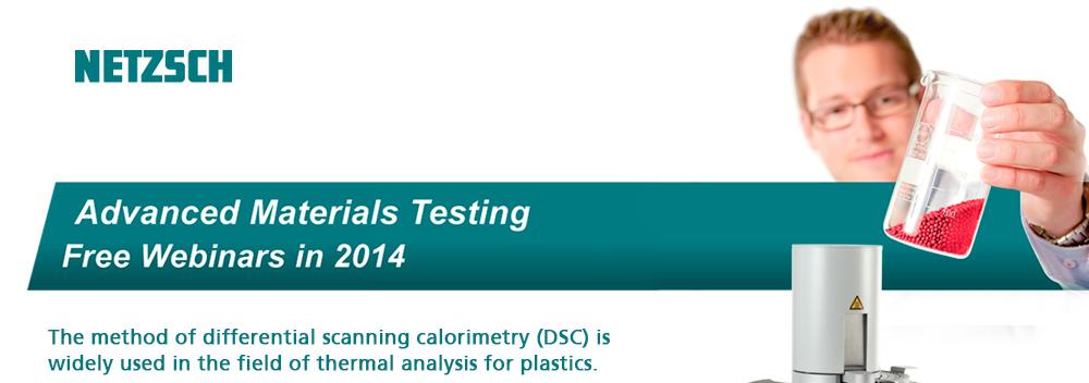 Polymer Testing DSC