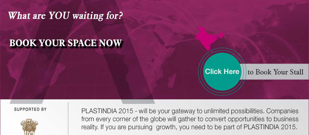 Plastindia Book Your Stall Now