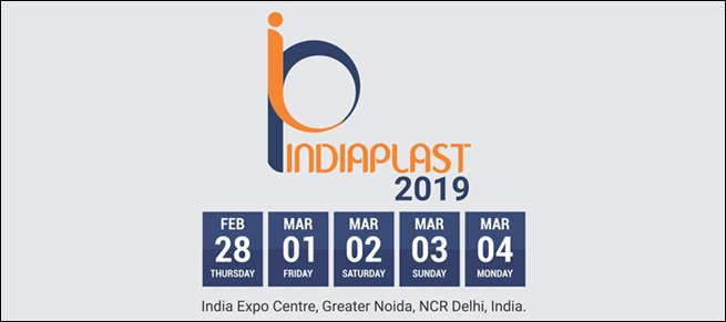 IndiaPlast Exhibitionm New Delhi