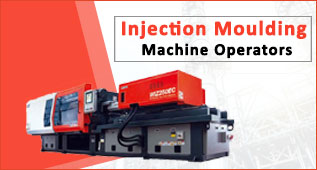 Injection Moulding Machine Operators