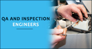 QA and Inspection Engineers
