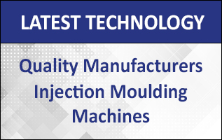 Quality Manufacturers-Injection moulding machine