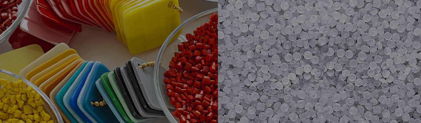 Plastic compounds, polymers, resins and masterbatches