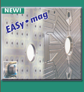 EAS Pressmag Electro Permanent Magnetic Clamping