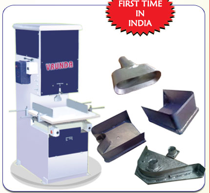 Vrunda enterprise manufacturer supply and exports of for T shirt manufacturing machine in india