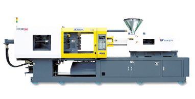 High-Speed, Precision & Energy-Efficient Injection Molding Machine