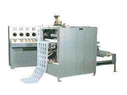 High Speed Automatic Vacuum Forming Machine for Blisters