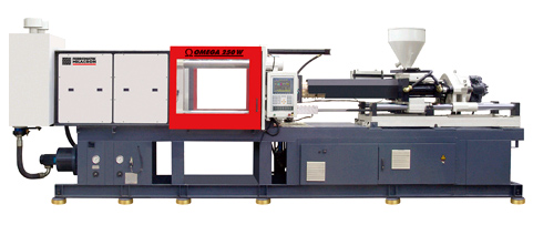 Ferromatik 80 ton to 910 ton Hydraulic Injection Moulding Machine