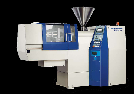 PLUS Series Hydraulic Injection Moulding Machines