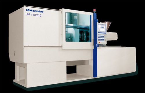 HM Series - Hydraulic Injection Moulding Machines from 45 to 650 tons