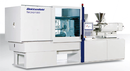 TM Series - Toggle Injection Moulding Machines from 110 to 500 tons