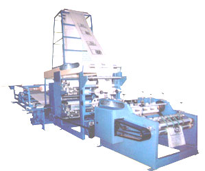 4 - 6 Colour Flexographic Printing & Cutting Machine_2