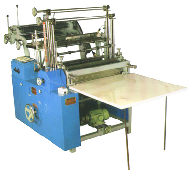 Manually Operated Button Sealing and Cutting Machine