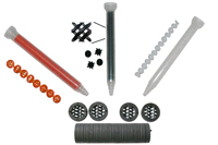 Static Mixers For Extruders And Injection Moulding Machines