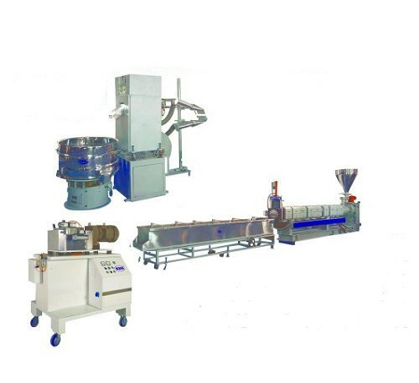Colouring Compounding and Recycling Machine