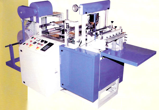 High Speed Fully Automatic Bottom Cutting and Sealing Machine