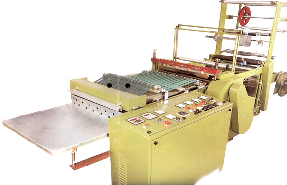 Automatic Side Sealing & Cutting Machine