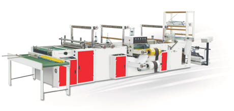 Autosoft Loop Handle Bag Making Machine