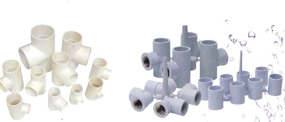 PVC pressure pipe fitting moulds_2