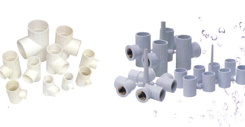 PVC pressure pipe fitting moulds_4