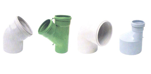 Collapsible core PVC pipe fitting moulds_4