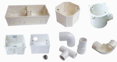 PVC conduit pipe fitting moulds_2