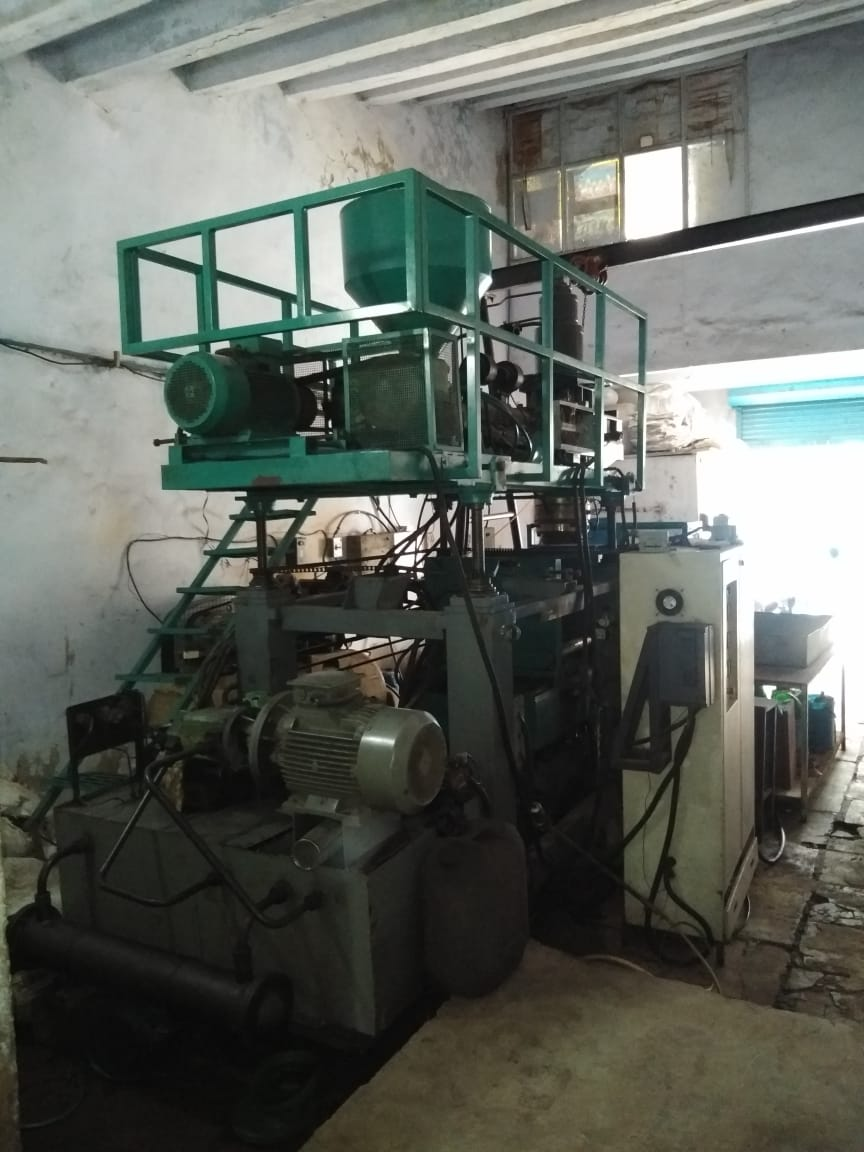30 Litre Blow Molding Machine