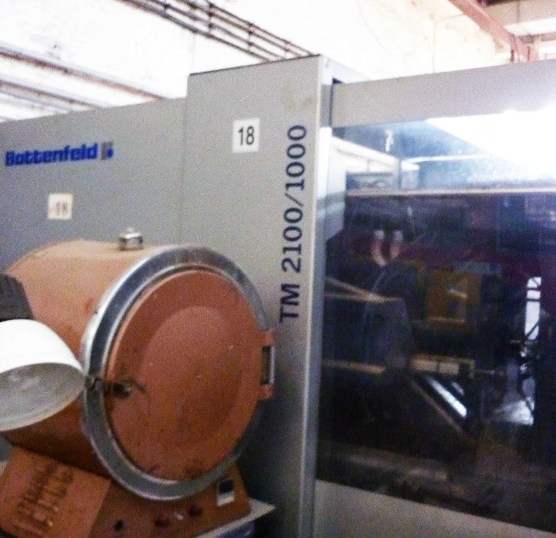 Battenfeld 210 tons Injection Moulding Machine- 1