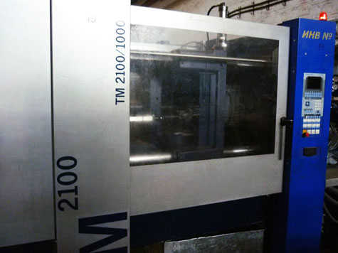 Battenfeld 210 tons Injection Moulding Machine- 2