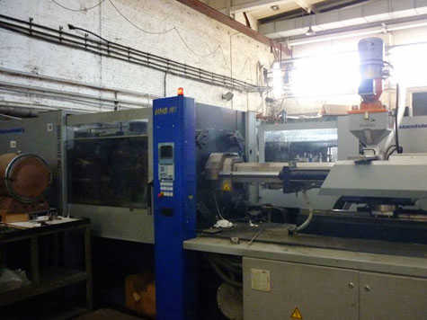 Battenfeld 210 tons Injection Moulding Machine- 3