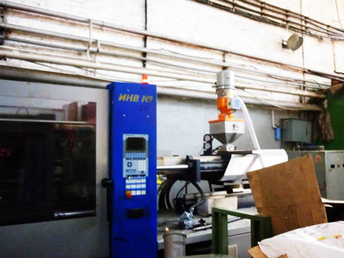 Battenfeld 210 tons Injection Moulding Machine- 4
