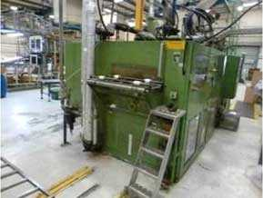 Illig Cup Forming Thermoforming Machine - 3