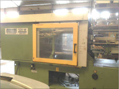 Arburg 520 M-2000-675 Injection Molding Machine in India