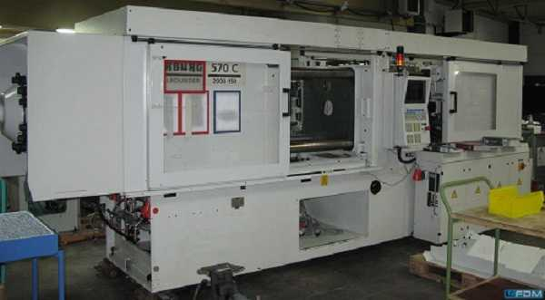 Prime listing of used plastic machinery, recycled raw