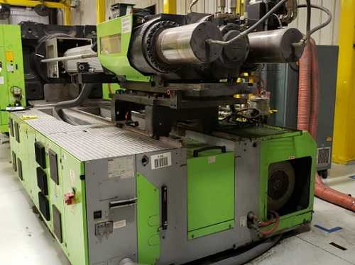 Engel 610 Ton Injection Molding Machine In USA