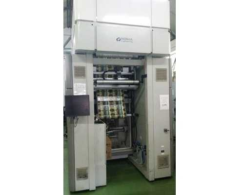 Somaflex Gearless UV Printing Press-2