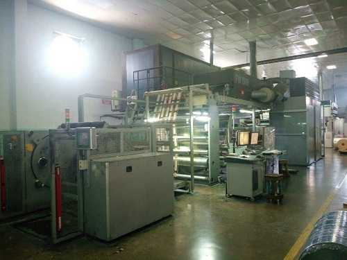 Comexi 8 colors gearless CI flexo printing press