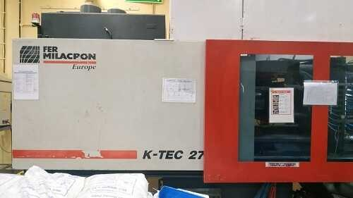 Ferromatic Milacron K-TEC 275 ton injection moulding machine