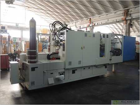 Injection Moulding Machine -2