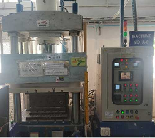 Santec plastic compression moulding machine