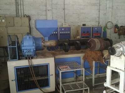 HDPE Pipe Extrusion Plant