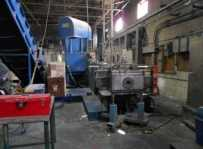 Used NGR Model 125 VHD recycling line, installed