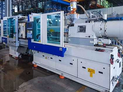 Injection Moulding Machine -1
