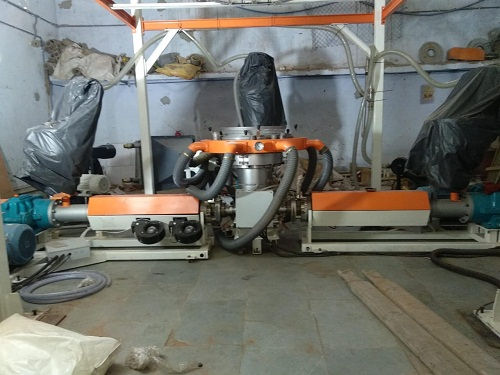 Multilayer Blown Film Plant-1