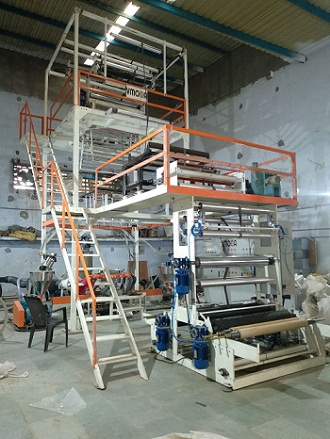 Multilayer Blown Film Plant-3