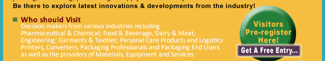 Packaging Exhibition 2016 Packplus India